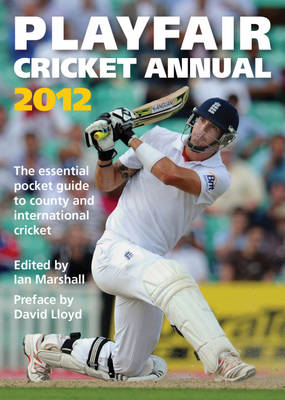 Playfair Cricket Annual 2012 (Paperback)