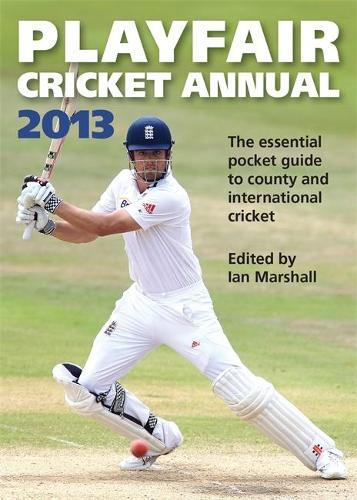 Playfair Cricket Annual 2013 (Paperback)