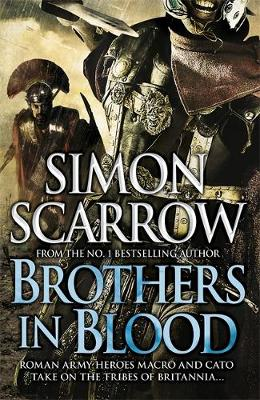 Brothers in Blood (Eagles of the Empire 13) (Hardback)