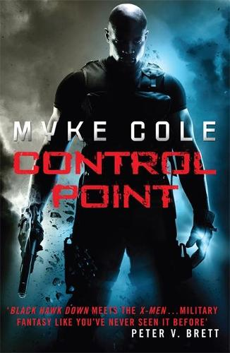 Control Point: A thrilling military fantasy to set your pulse racing - Shadow Ops (Paperback)