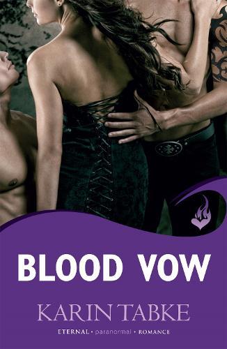 Blood Vow: Blood Moon Rising Book 3 - Blood Moon Rising (Paperback)