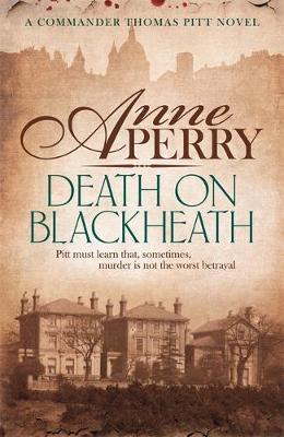 Death on Blackheath (Hardback)