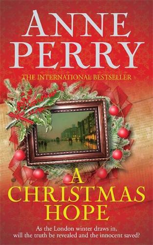 A Christmas Hope (Christmas Novella 11): A thrilling Victorian mystery for the festive season - Christmas Novella (Paperback)