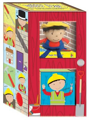 Early Learning Plush Boxed Set - Builder Ben - Early Learning Plush Boxed Set