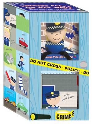 Early Learning Plush Boxed Set - Policeman Pete - Early Learning Plush Boxed Set