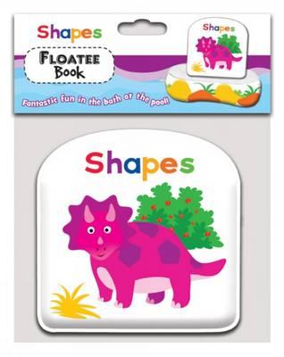 Floatee Book - Shapes - Floatee Book (Bath book)