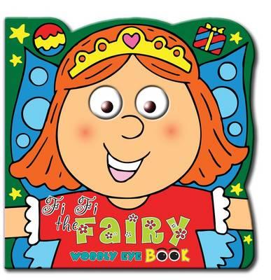 Fairy - Christmas Wobble Eye Book