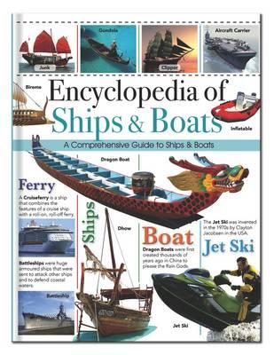 Encyclopedia of Ships and Boats: Encyclopedia Omnibus - 128pp Omnibus (Hardback)