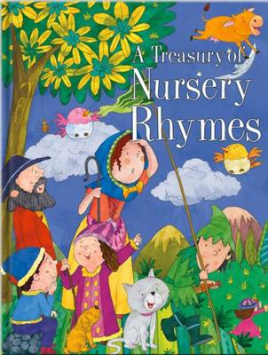 Treasury of Nursery Rhymes (Hardback)