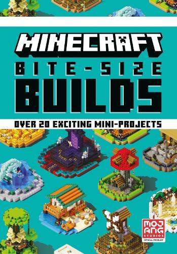 Minecraft Bite-Size Builds (Hardback)