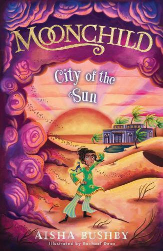 Moonchild: City of the Sun - The Moonchild series Book 2 (Paperback)