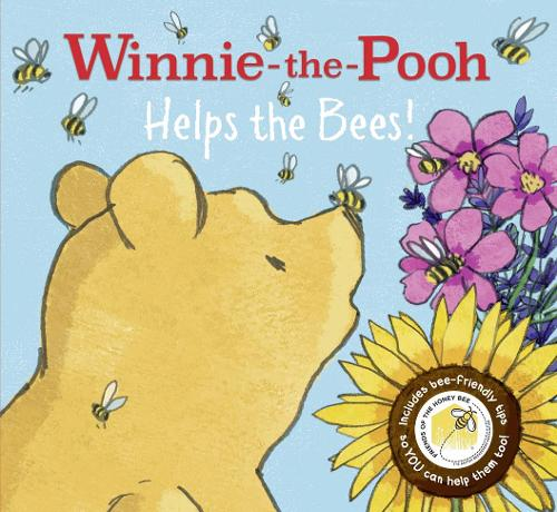 Winnie-the-Pooh: Helps the Bees! (Paperback)