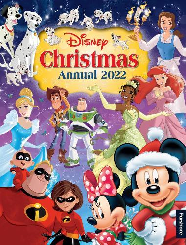 Disney Christmas Annual 2022 (Hardback)