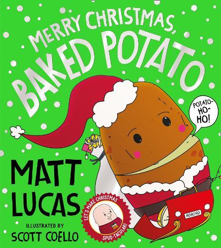Merry Christmas, Baked Potato (Paperback)