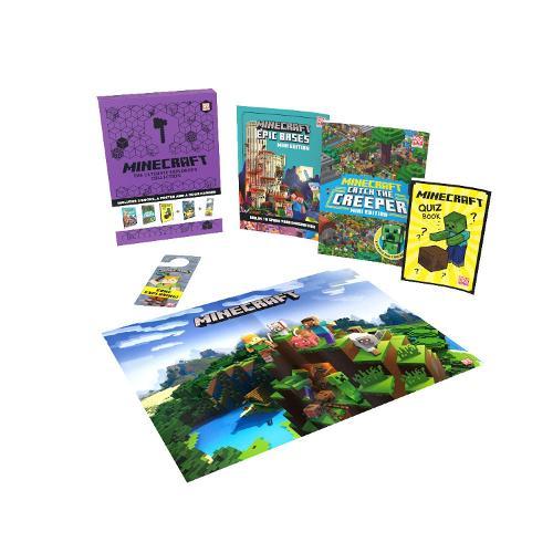 Minecraft The Ultimate Explorer's Gift Box (Hardback)