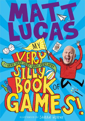 My Very Very Very Very Very Very Very Silly Book of Games (Paperback)
