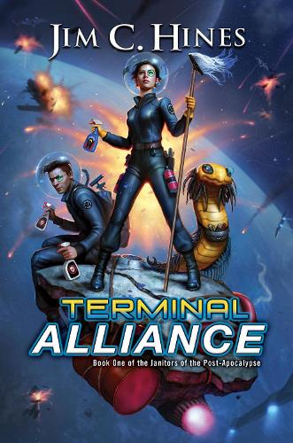 Terminal Alliance: Janitors of the Post-Apocalypse #1 (Paperback)