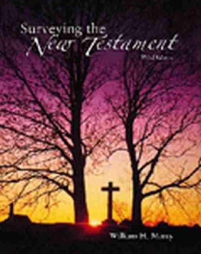Surveying the New Testament (Spiral bound)