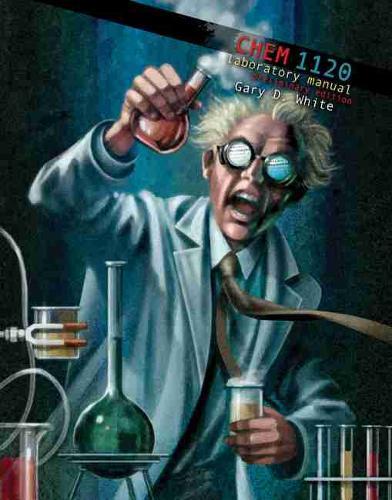 CHEM 1120 Laboratory Manual (Paperback)