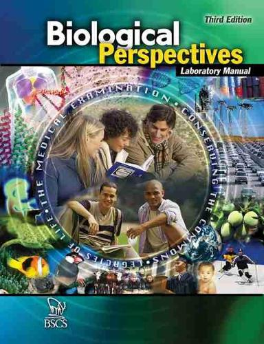Biological Perspectives Laboratory Manual: Thinking Biologically (Paperback)