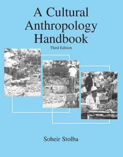 A Cultural Anthropology Handbook (Paperback)