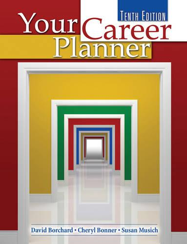 Your Career Planner (Paperback)