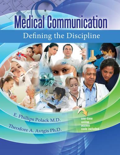 Medical Communication: Defining the Discipline (Paperback)