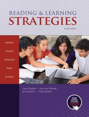 Reading & Learning Strategies: Middle Grades Through High School (Paperback)