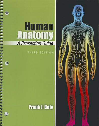 Human Anatomy: A Prosection Guide (Paperback)