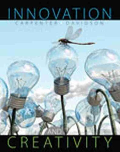 Innovation and Creativity (Paperback)
