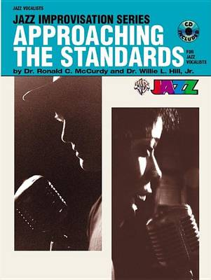 Approaching the Standards for Jazz Vocalists (Book/Cd0