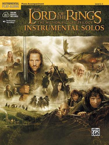 """""""Lord of the Rings"""" Instrumental Solos: Piano"""