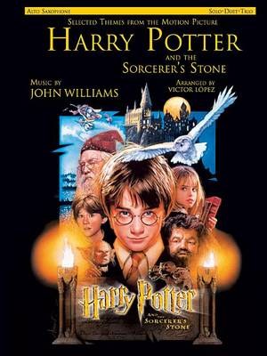 Harry Potter and the Sorcerer's Stone: Selected Themes from the Motion Picture: Alto Sax: Solos - Duets - Trios (Paperback)