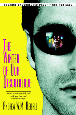 Winter of Our Discotheque (Hardback)