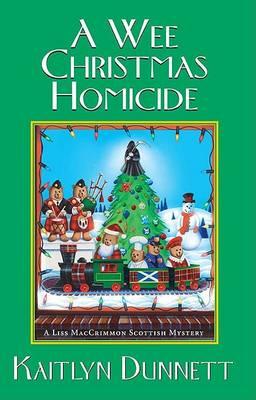 A Wee Christmas Homicide, A (Hardback)