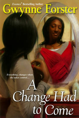 A Change Had To Come (Paperback)