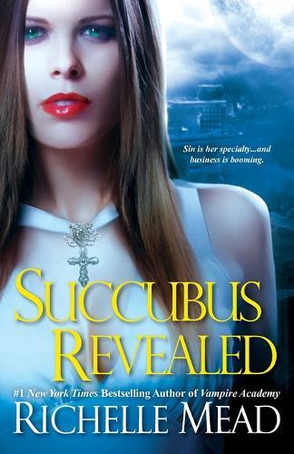 Succubus Revealed (Paperback)