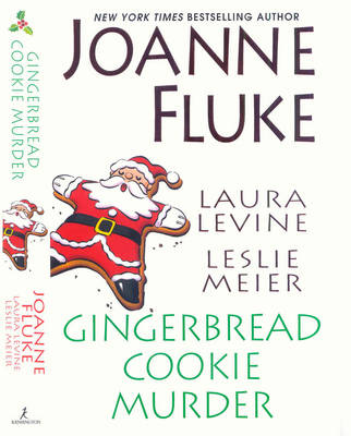 Gingerbread Cookie Murder (Hardback)