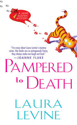 Pampered to Death: A Jaine Austen Mystery (Paperback)