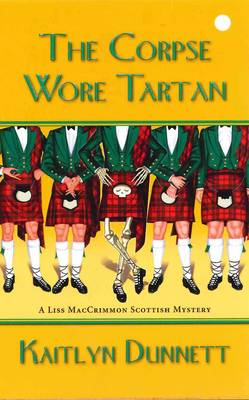 The Corpse Wore Tartan (Paperback)