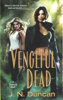 The Vengeful Dead (Paperback)