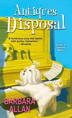 Antiques Disposal (Paperback)