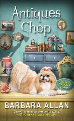 Antiques Chop (Paperback)