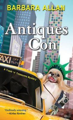 Antiques Con (Paperback)