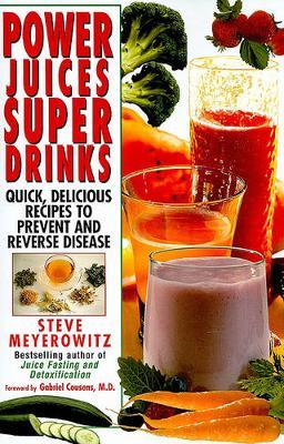 Power Juices, Super Drinks (Paperback)