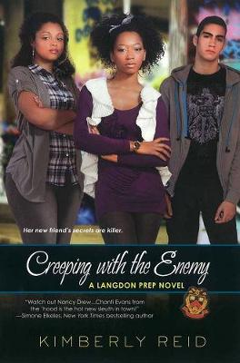 Creeping With The Enemy: A Langdon Prep Novel (Paperback)