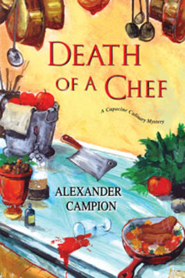 Death Of A Chef (Hardback)