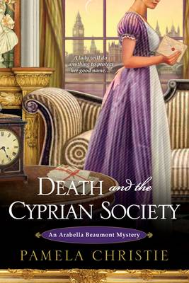 Death And The Cyprian Society (Paperback)