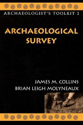 Archaeological Survey - Archaeologist's Toolkit (Paperback)