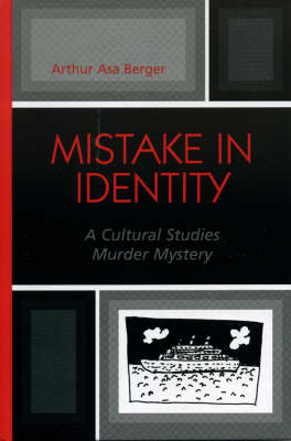 Mistake in Identity: A Cultural Studies Murder Mystery (Hardback)